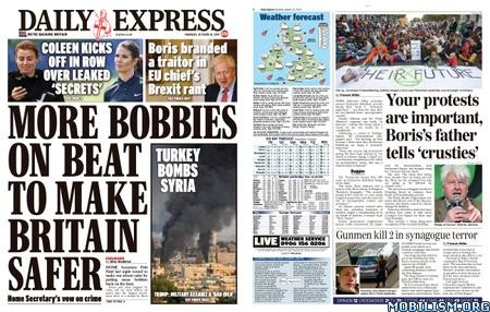 Daily Express – October 10, 2019