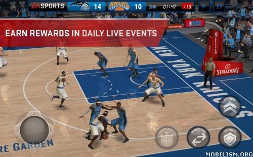 NBA LIVE Mobile v1.0.6 Apk