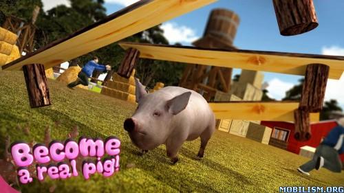 Pig Simulator v1.1.2 [Mod Money/Ad-Free]