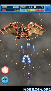 GunBird 2 v1.0.1.214a (Mod Gems) Apk