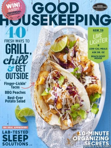 Download ebook Good Housekeeping USA - August 2017 (.PDF)
