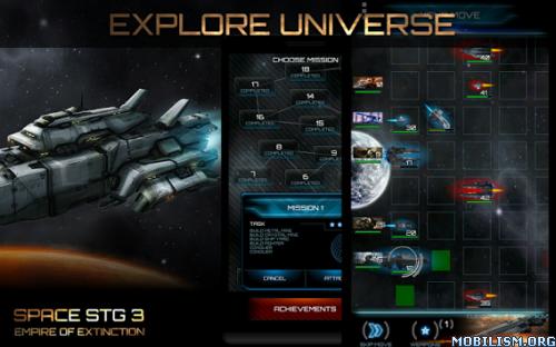 Space STG 3 - Empire v1.7.0 [Mod Money/Unlocked] Apk