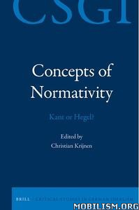 Concepts of Normativity by Christian Krijnen