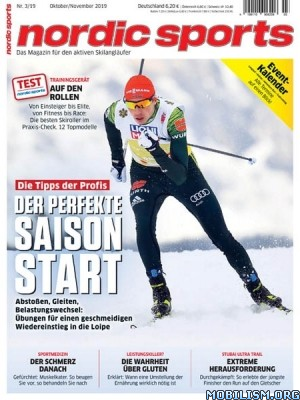 Nordic Sports – Oktober/November 2019 [GER]