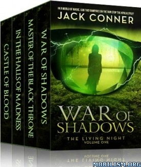 Download ebook The Living Night Boxset by Jack Conner (.ePUB) (.MOBI)