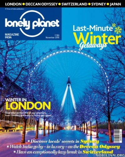 Download ebook Lonely Planet - November 2016 / India (.PDF)