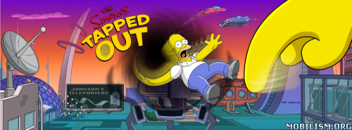 The Simpsons: Tapped Out v4.22.5 (Mod) Apk