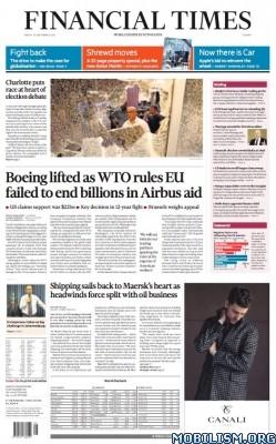 Download ebook Financial Times – 23 September 2016 / Europe (.PDF)
