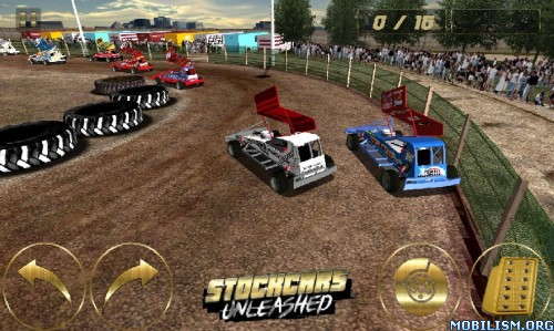 Stockcars Unleashed v1.25 Apk