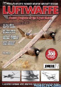 Luftwaffe: Secret Projects of the Third Reich by Dan Sharp