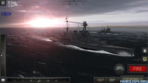 Atlantic Fleet v1.10 [Mod Renown] Apk
