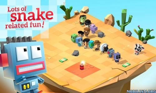 Snake Legends v1.0.2-Beta (Unlimited Cash) Apk