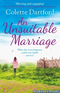 Download An Unsuitable Marriage by Colette Dartford (.ePUB)