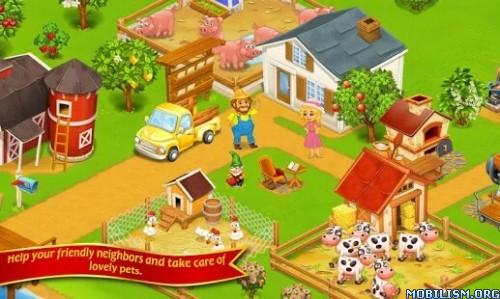 Farm Town™: Happy City Day Story v1.72 (Mega Mod) Apk
