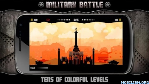 Military Battle: Tanks World v1.3 [Mod Money/Unlocked] Apk