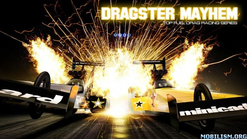 Dragster Mayhem - Top Fuel Sim v1.9 [Mod Money] Apk