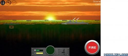Silent U-Boat: Atlantic Hunter v1.1 Apk