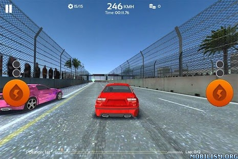 Speed Cars: Real Racer Need 3D v1.7 [Mod Money/Unlocked] Apk