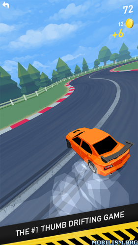 Thumb Drift - Furious Racing v1.1.1.205 [Mod Money] Apk