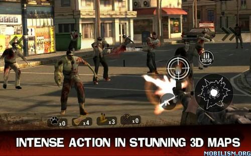 Zombie Hunter: Apocalypse v2.3.6 (Mod Money) Apk