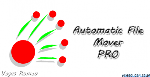 Automatic File Mover PRO v1.7 – Apklizard