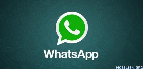 WhatsApp Messenger v2.11.203