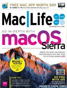 Download ebook MacLife UK - November 2016 (.PDF)