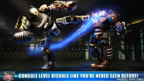 Real Steel World Robot Boxing v27.27.752 [Mod Money/Ad-Free] Apk