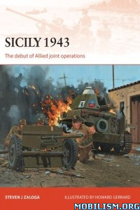 Download ebook Sicily 1943 by Steven J. Zaloga (.ePUB)