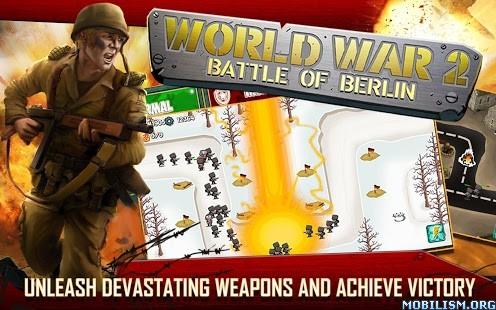 World War 2: Battle of Berlin v1.1.2 (Mod Money) Apk