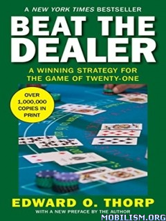 Download ebook Beat the Dealer by Edward O. Thorp (.ePUB)