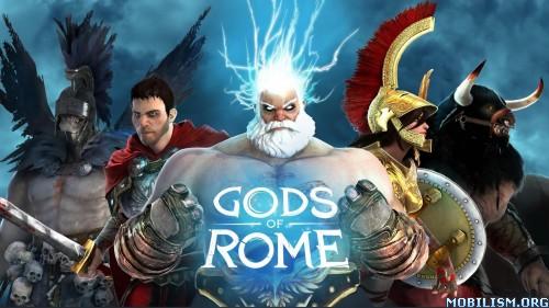 Gods of Rome v1.1.0p [Mod] Apk
