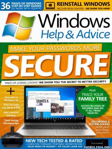 Windows Help and Advice – September 2019