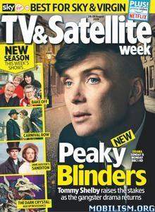 TV & Satellite Week – 24 August 2019
