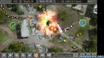 Game Releases • Defense Zone 2 HD v1.3.1 (Mod)