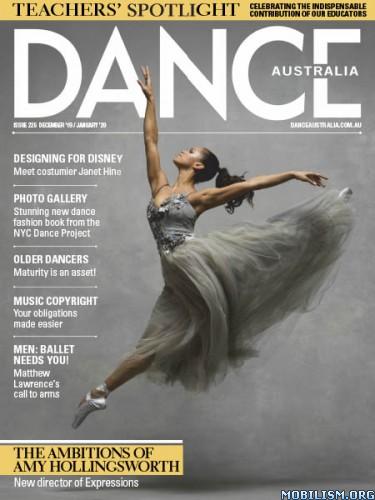 Dance Australia – December 2019 / January 2020