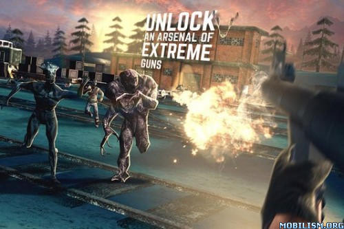 Zombie v1.2 (Mod Money/Grenades/MedKits/Adfree) Apk