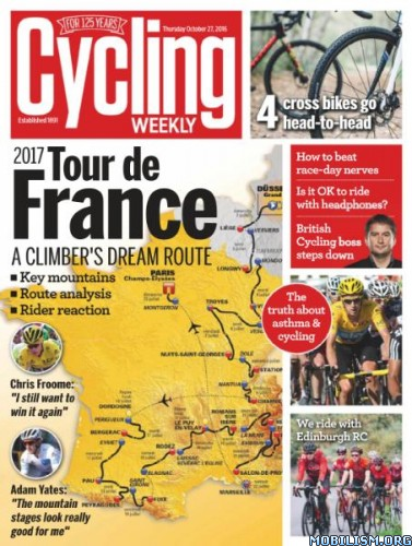 Download Cycling Weekly - 27 October 2016 (.PDF)