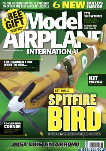 Download ebook Model Airplane International - November 2016 (.PDF)