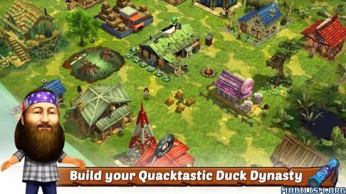 Duck Dynasty(R) Family Empire v1.3.3 [Mod Money] Apk