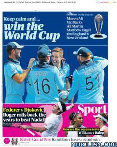 The Guardian Sport – July 13, 2019