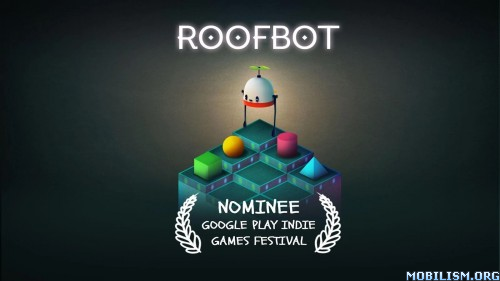 Roofbot v1.7.0 (Mod Hints/Ads-Free) Apk