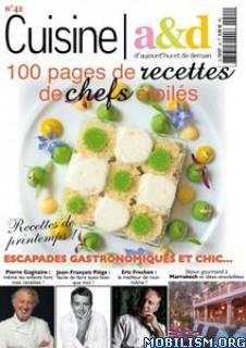 Download Cuisine a&d - Mars/Avril 2017 [FR](.PDF)