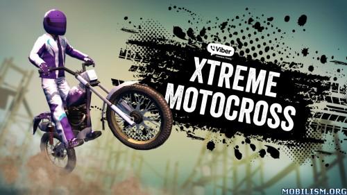 Viber Xtreme Motocross v1.1 + Mod Money Apk
