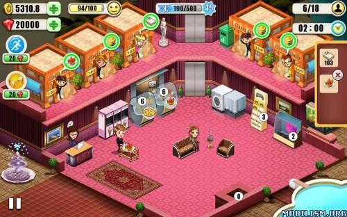Resort Tycoon v2.4 {Mod} Apk
