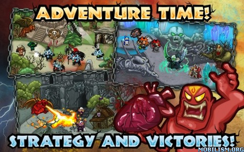 Incursion The Thing v1.18 [Mod Money/Skill Points] Apk