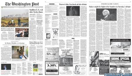The Washington Post – October 14, 2019