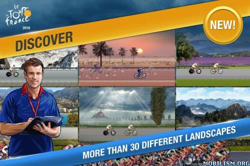 ?dm=ZDVW Tour de France 2016 – The Game v1.8.2 for Android revdl Apps