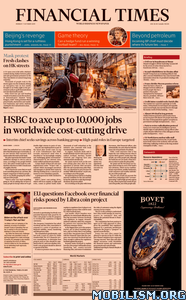 Financial Times USA – 07 October 2019