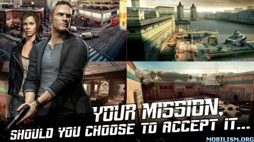 Mission Impossible RogueNation v1.0.4 (Mod) Apk
